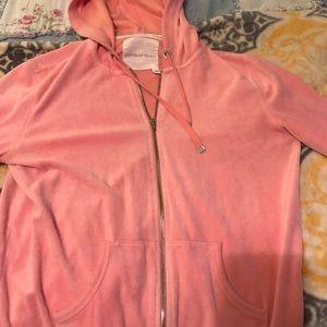 Victoria's Secret velour jacket